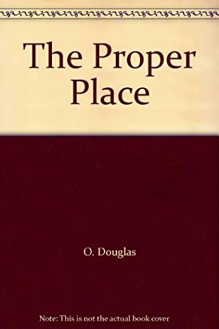 book cover of The Proper Place