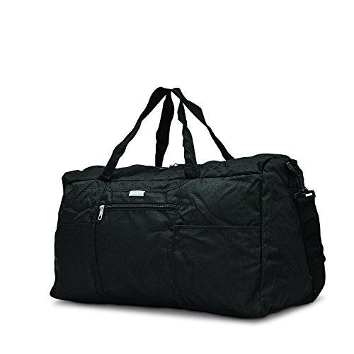 Samsonite Foldaway Duffle Medium Duffel Bag, Black, One Size