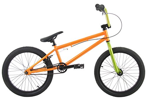 Grenade B2 Men's BMX Bike Orange 20in/20.4in