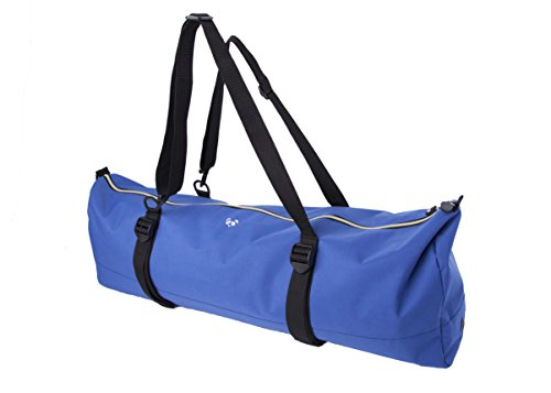 Yoga Mat Bag Multi Function Shoulder Tote Or Backpack. Fits All XL Mat Sizes + Generous Room for All Your Yoga Gear. Great For Commuting To Work and Class. Durable + Tear Proof. (MB)