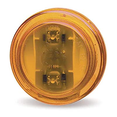 """Grote 47323 Yellow SuperNova 2 1/2"""" LED Clearance Marker Lights: Automotive"""