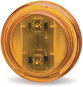 Grote 47113 Yellow 2 SuperNova LED Clearance Marker Light