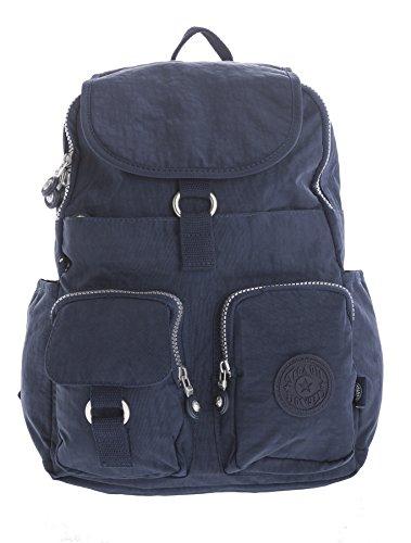 Handbag Big Shop Plusieurs Dos En Imperméable Léger Unisexe Bleu Marine Sac À Tissu Tailles gdHwWH4x6r