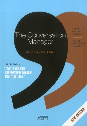 The Conversation Manager by Steven Van Belleghem (2011-07-27) by (Hardcover)