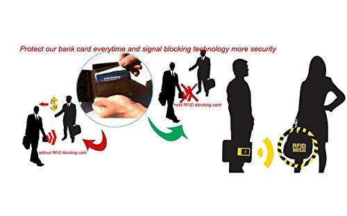 Amazon.com: Tarjeta de bloqueo LED RFID de The Credit Card ...