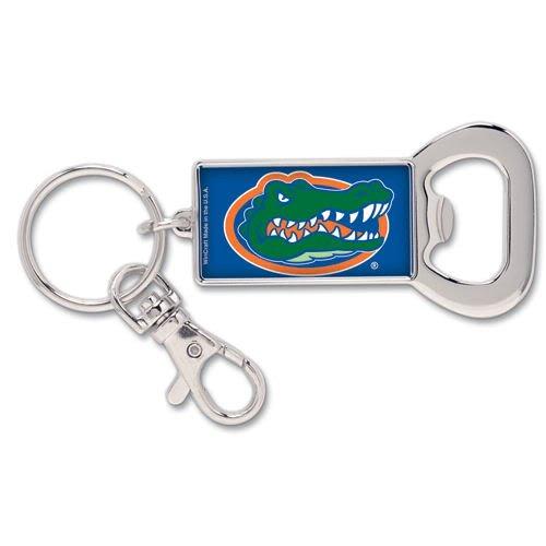 WinCraft NCAA 64466012 University of Florida Key Ring Bottle Opener ()