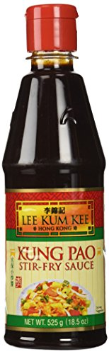 Lee Kum Kee - Kung Pao Stir Fry Sauce 18.5 Oz. (Best Kung Pao Sauce)