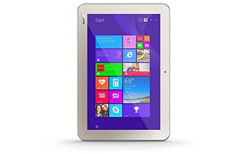 Toshiba Encore 2 WT10-A32M 10-inch Tablet (1.83 GHz Intel Atom Processor, 1 GB on board Memory, Windows 8.1)   Satin Gold