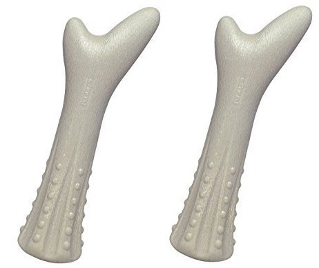 Petstages Deer Horn Long Lasting Antler Chew, Medium (2-Pack)
