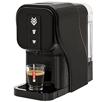 Malongo HR2737/70 - Cafetera expresso EkOh, color negro: Amazon ...
