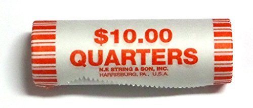 1999 Georgia – D State Quarter Roll