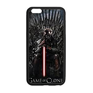 G-nation Game of Thrones Star Wars cool Custom Case for iPhone6 Plus 5.5; (Laser Technology)