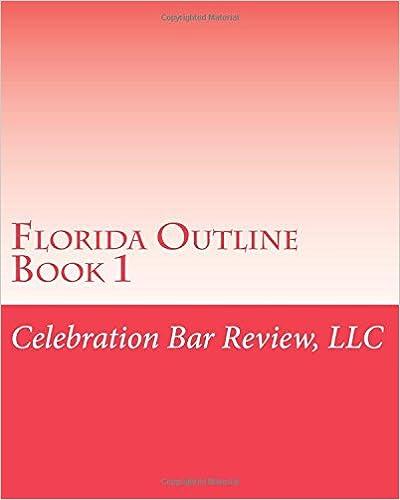 Amazon com: Florida Outline Book 1 (9781453678428): LLC