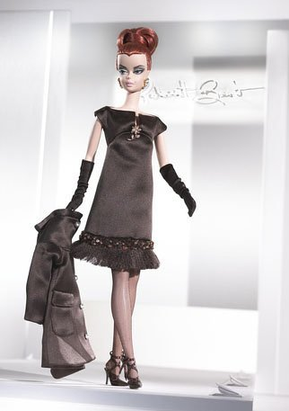 BFMC Signature Collection Happy Go Lightly Silkstone Barbie