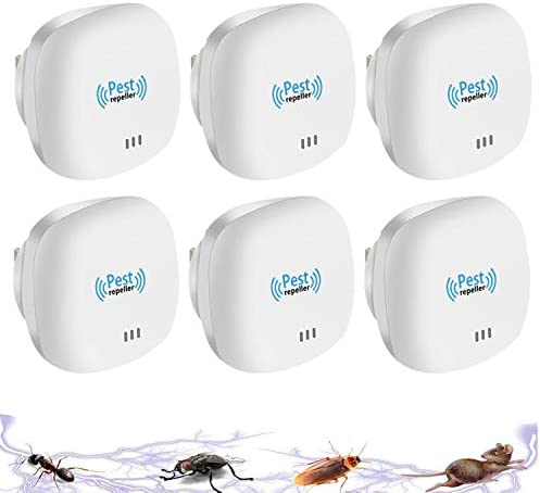 Tomu Ultrasonic Repeller Repellent Mosquito product image