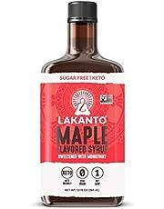 Lakanto Maple Flavored Sugar-Free Syrup