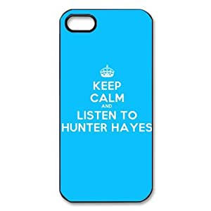 Custom Hunter Hayes New Back Cover Case for iPhone 5 5S CP84