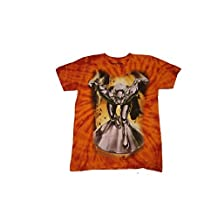 SILVER SURFER MARVEL TIE DYE Licensed Soft Touch T - Shirt .. Size : S - 2XL .. New (SMALL)