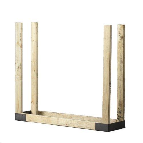 - Shelter SLRK Firewood Storage Log Rack Adjustable Bracket Kit by Shelter