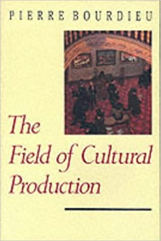 the field of cultural production pdf download