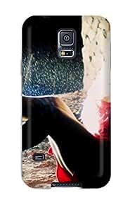 New Style ZippyDoritEduard Women People Women Premium Tpu Cover Case For Galaxy S5