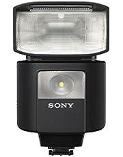 Sony HVLF45RM Compact Flash DSC Accessories, Black