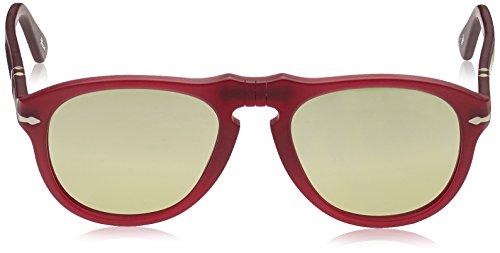 PERSOL - 649 - Lunettes de soleil mixte Rouge (902183)
