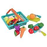 Battat – Farmers Market Basket – Toy Kitchen