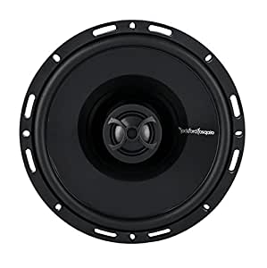Rockford P1650 6.5-Inch 2-Way Full Range Euro Fit Compatible Speaker