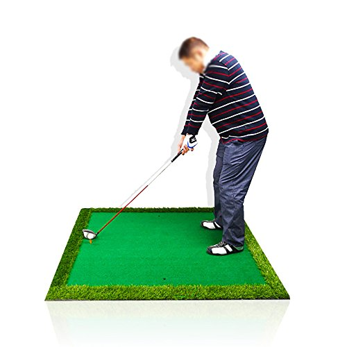 Indoor And Outdoor Golf Ball Pad Practice Mats Swing Practice Mat 150 150cm by MGEF (Image #3)