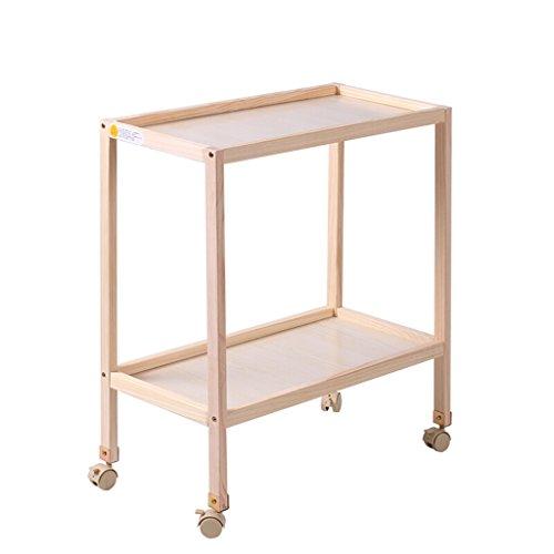 Mesa de pañales para cambiar pañales Mesa de pañales Mesa de tocador para bebés recién nacidos con ruedas Peso de la...