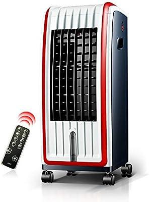Axdwfd Ventilador de Niebla Industrial Refrigerador de Aire, Calentador de Ventilador, purificador de Aire y humidificador Modernos portátiles de 6L 4 en 1: Amazon.es: Hogar