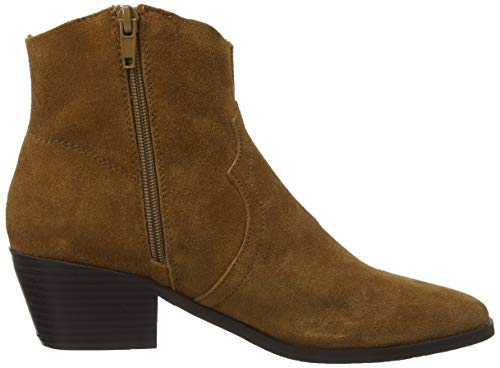 Mujer 18 Botines Eastwood New Look tan Para Beige wx7ZHUnqP