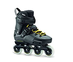 Twister Edge is an extremely versatile skate. Twister molded boots started the urban skate category and continue to be one of the best selling skates in the market. It changes the game once again for urban skating (and skating in general) wit...