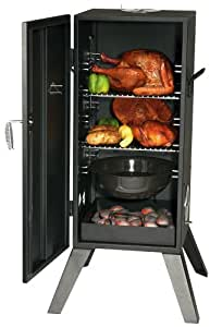 The Great Outdoors Charcoal Smoker