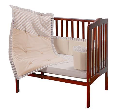 Baby Doll Candyland Mini Port-a-Crib Bedding Set, ()