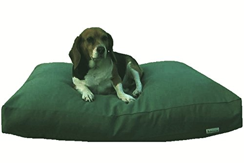 Dogbed4less Large Memory Mix Comfort Foam Pet Dog Bed Pillow