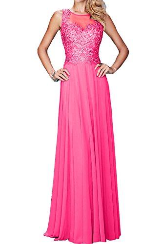 TOSKANA BRAUT - Vestido - trapecio - para mujer rosa 38