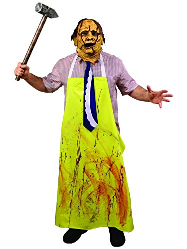 Trick or Treat Texas Chainsaw Massacre Adult Leatherface Costume (One Size)