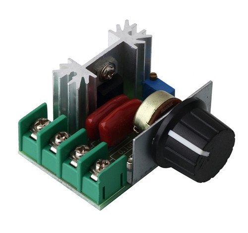 220v 2000w SCR Voltage Regulator Motor Dimmers Thermostat Speed Controller by Unknown (Image #4)