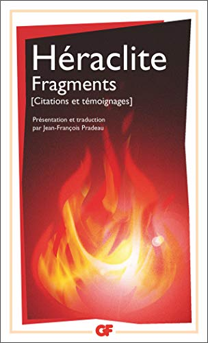 Fragments Citations Et Témoignages Philosophie T 1097 French Edition
