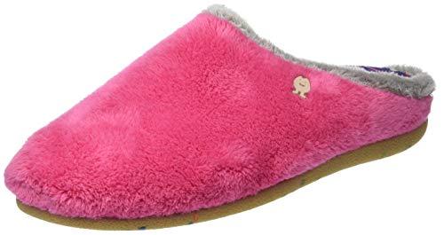 46779 Rosa Sul Gioseppo Pantofole Aperte rosa p Donna Rosa Retro dq66w0I