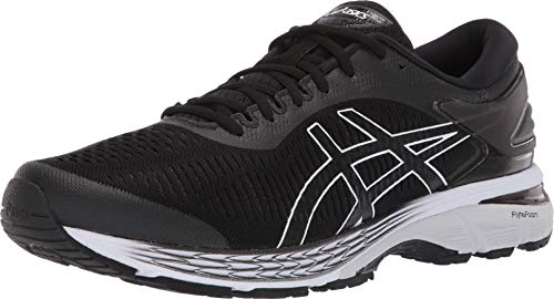 ASICS Gel Kayano 25 Men's Running Shoe, Black/Glacier Grey, 6 D US by ASICS (Image #9)