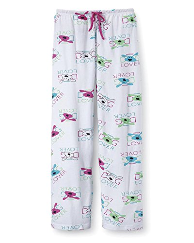 Dog Print Pajama (Dog is Good Pajama Pants,  D-Bolo-G Design,)