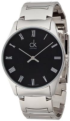 Calvin Klein Classic K4D2114Y Mens Wristwatch Classic & Simple