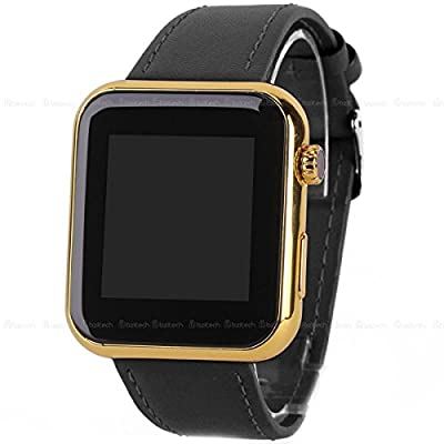 A8 LED Touch Screen Bluetooth Smart Watch For Android Samsung Smartphone Iphone6