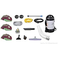 NEW Fully Loaded More Powerful Proteam Sierra 6 QT Backpack Vacuum Cleaner Sierra vac
