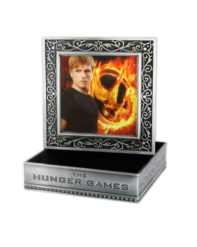 NECA The Hunger Games Movie Jewelry Box Metal