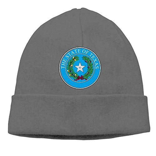 (Taichu Hedging Cap Texas Emblem Cool Wool Beanies Cap)