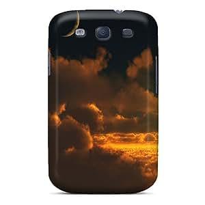 Galaxy S3 Case Cover Sunset 01 Case - Eco-friendly Packaging wangjiang maoyi